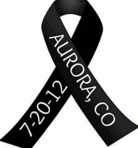 Thoughts and Prayers to the People of Aurora