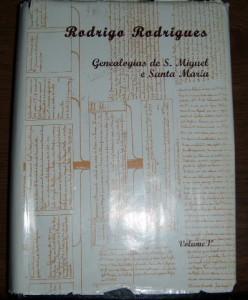 Rodrigo Rodrigues Genealogias
