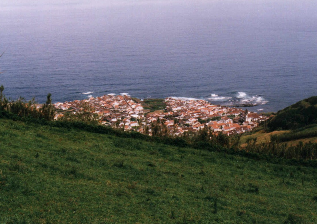 A New Blog Covering a Voyage to the Azores