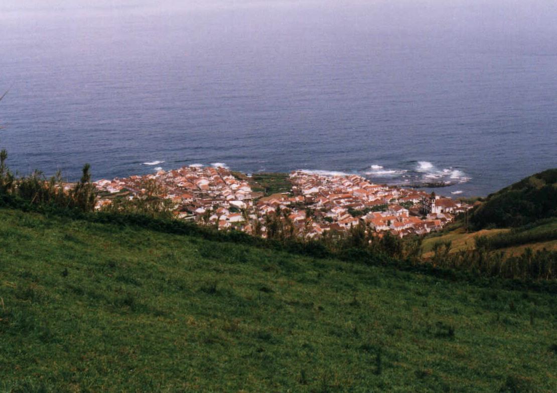 Maia, Ribeira Grande, Sao Miguel Island