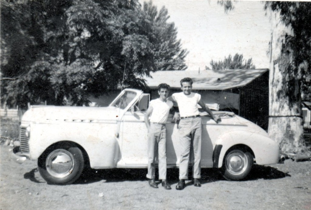 my Dad 1955