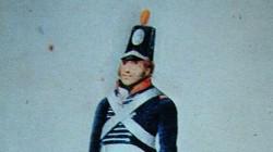 Madeiran Soldier, 1817